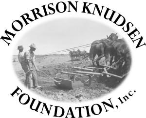 Morrison Knudsen Foundation logo