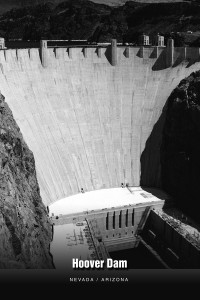 The reservoir for Lake Mead was created by Hoover Dam